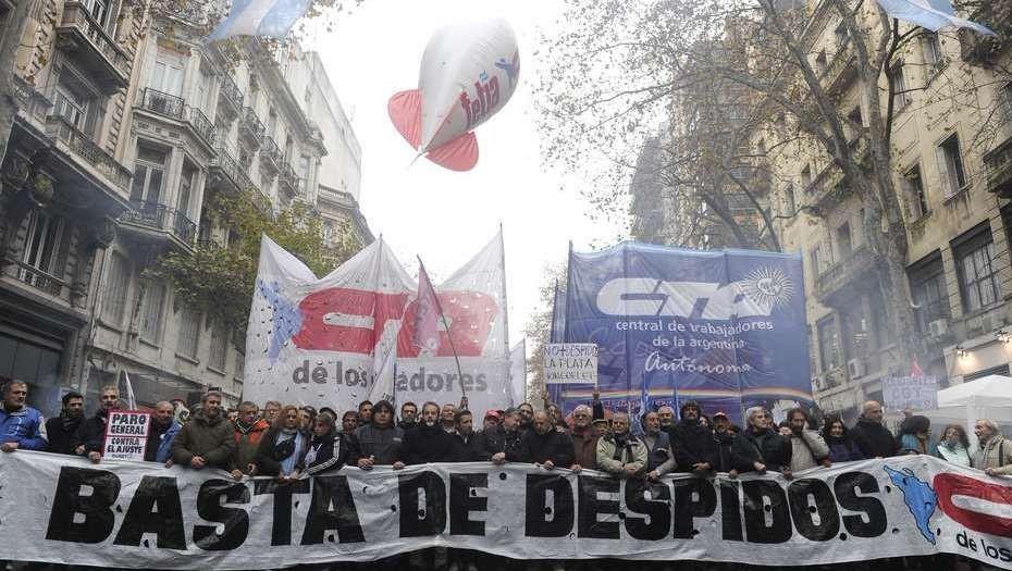 Marcha a Plaza de Mayo 02-06-2016 foto Maxi Failla