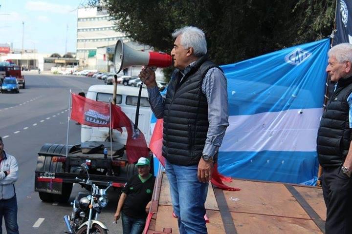 """""""Acá se pone en discusión si queremos una Argentina inclusiva, para todos, o queremos una Argentina para un grupo económico cercano al gobierno"""""""